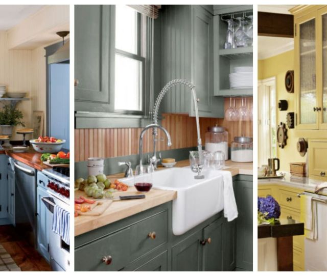 Create A Beautiful And Colorful Kitchen With These Paint And Decorating Ideas