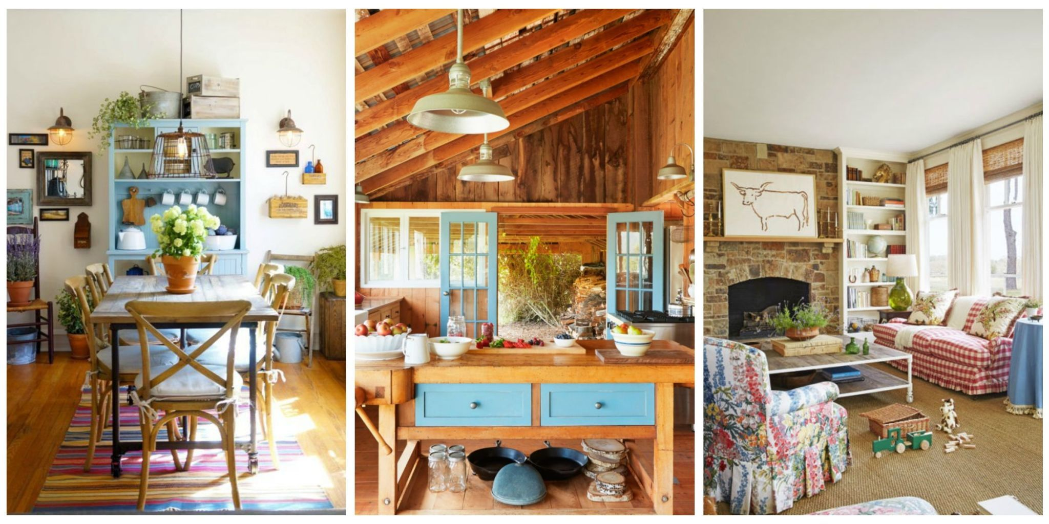 30  Best Farmhouse Style Ideas   Rustic Home Decor image