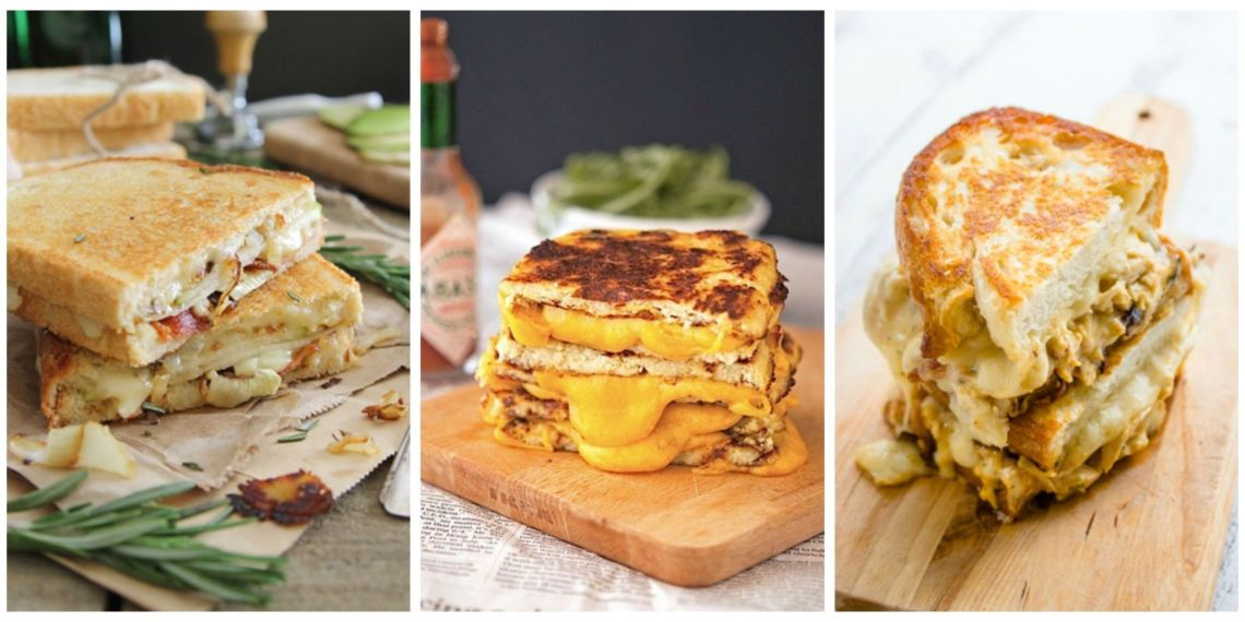 From Gourmet To Gluten Free These Epic Grilled Cheese Sandwich Recipes Are Sure To Satisfy Any Craving Pair Your Grilled Cheese With One Of Our  Tasty