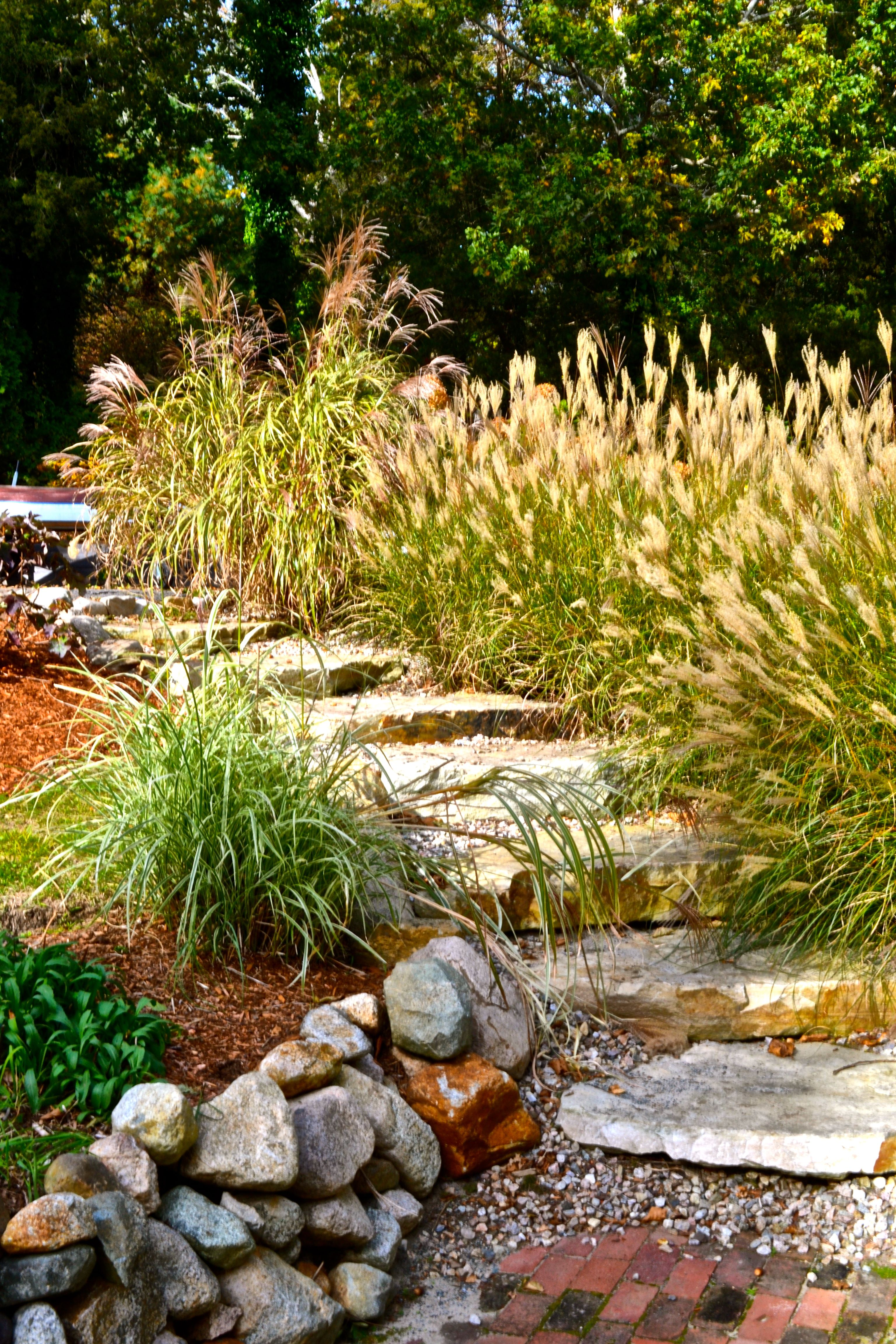 17 Landscaping Ideas For A Low-Maintenance Yard on Low Maintenance Backyard Ideas  id=74709