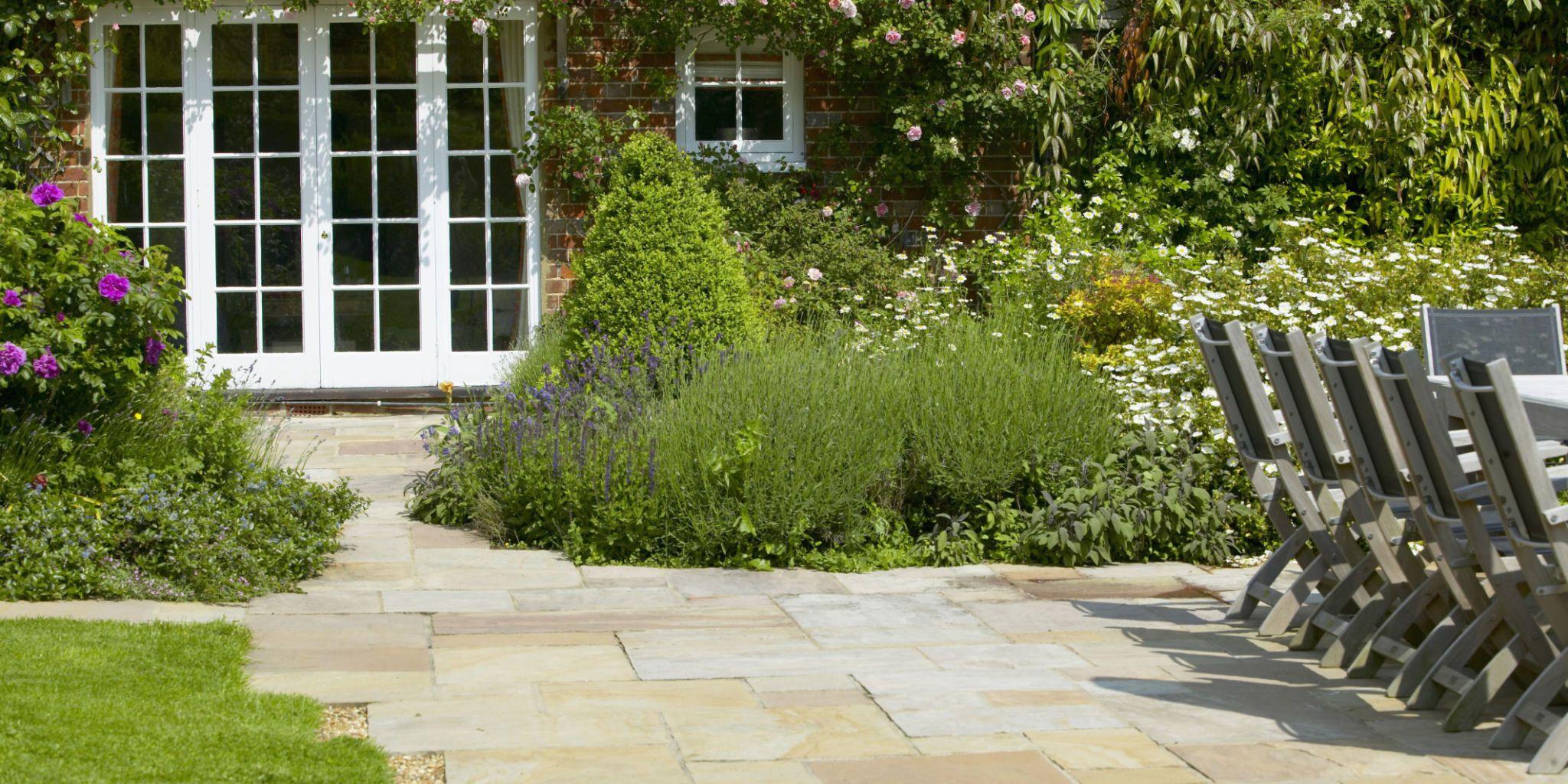 17 Landscaping Ideas For A Low-Maintenance Yard on Low Maintenance:cyizg0Gje0G= Backyard Designs  id=72799