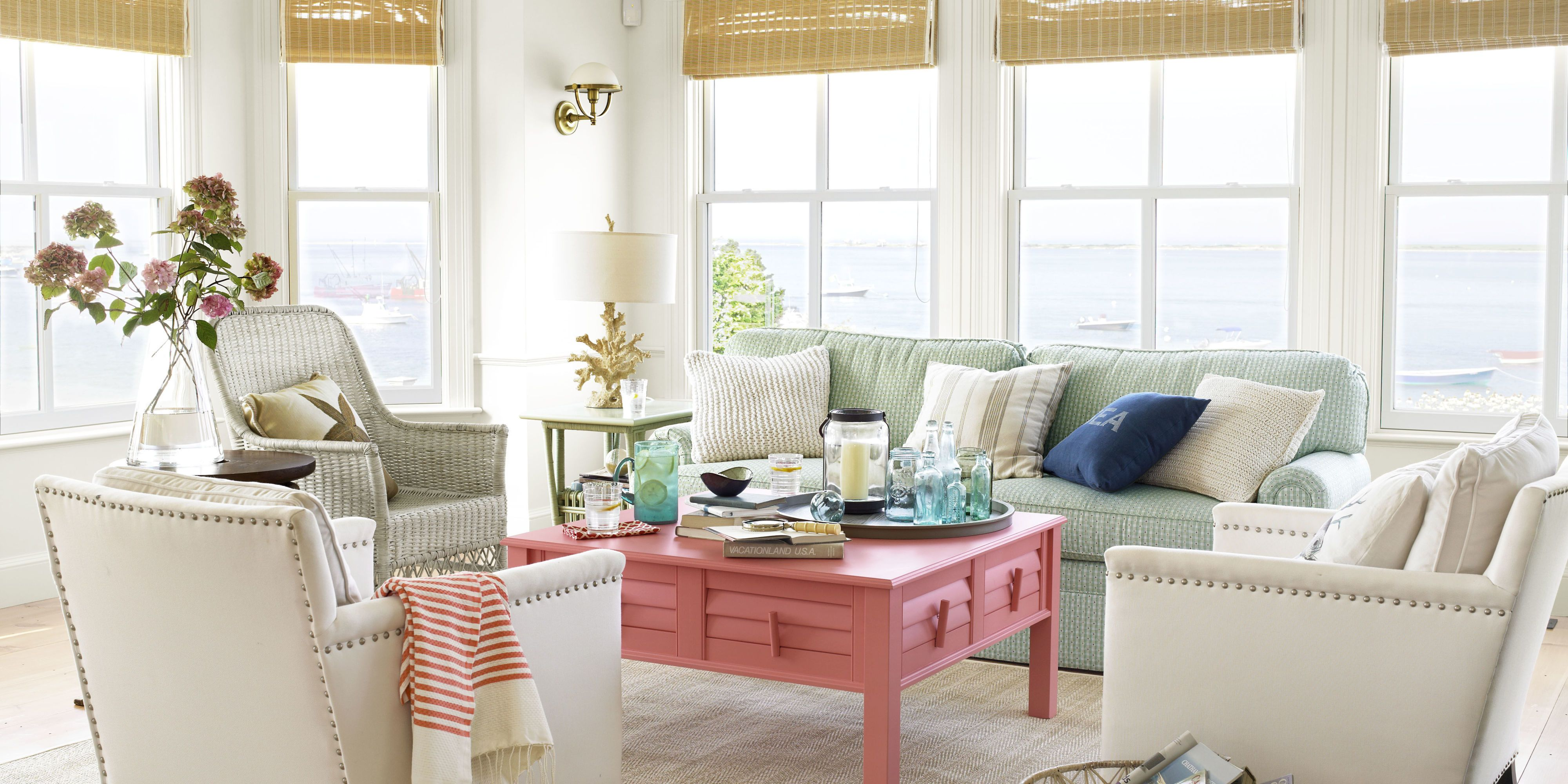 40+ Beach House Decorating