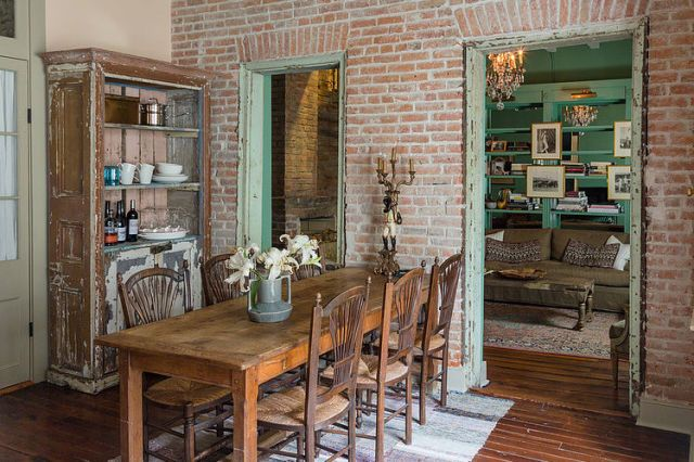 Logan Killen Interiors New Orleans Home - New Orleans ... on French Creole Decorating Ideas  id=50293