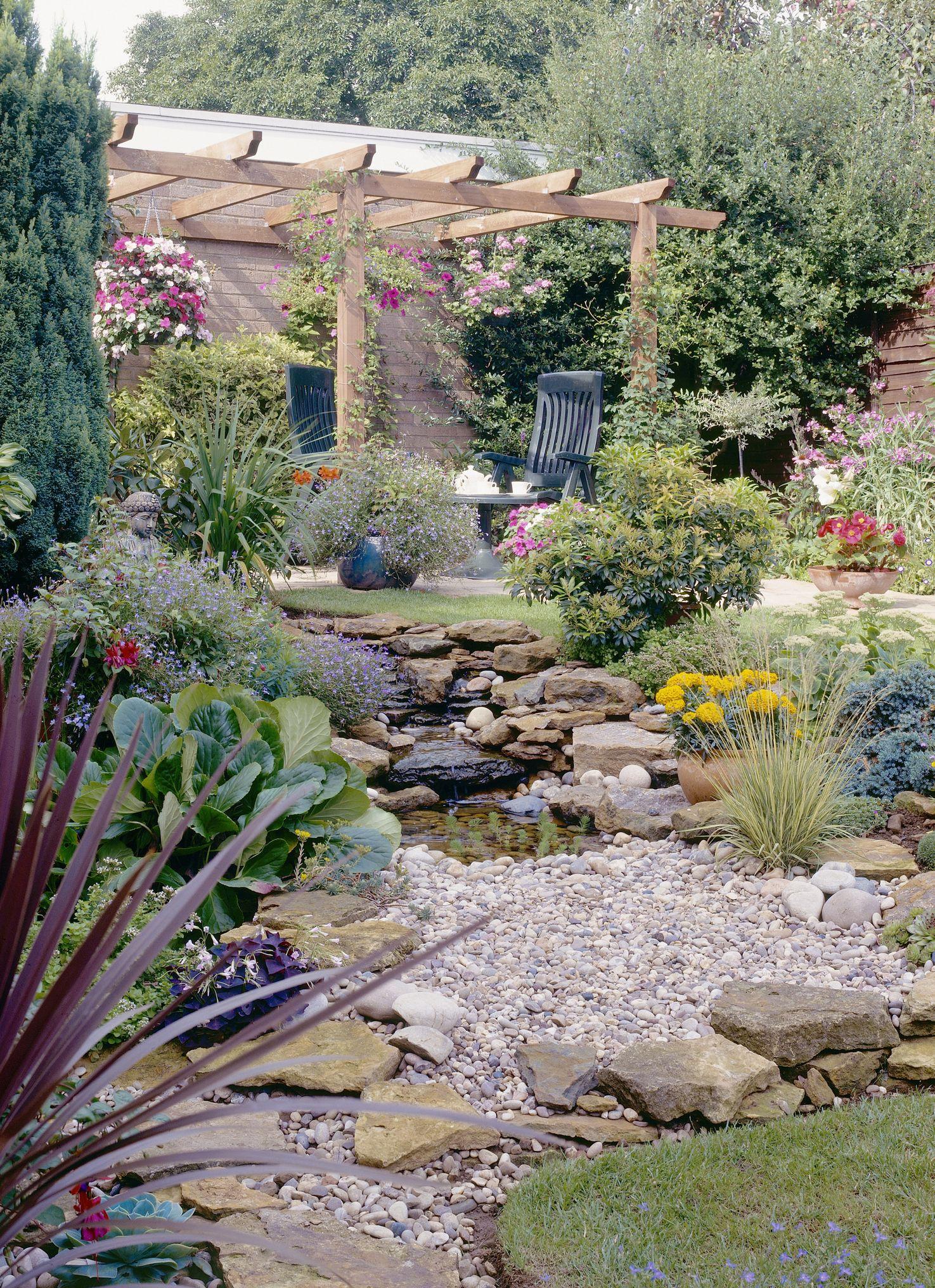 6 Best Rock Garden Ideas - Yard Landscaping with Rocks on Backyard Rock Designs id=54828