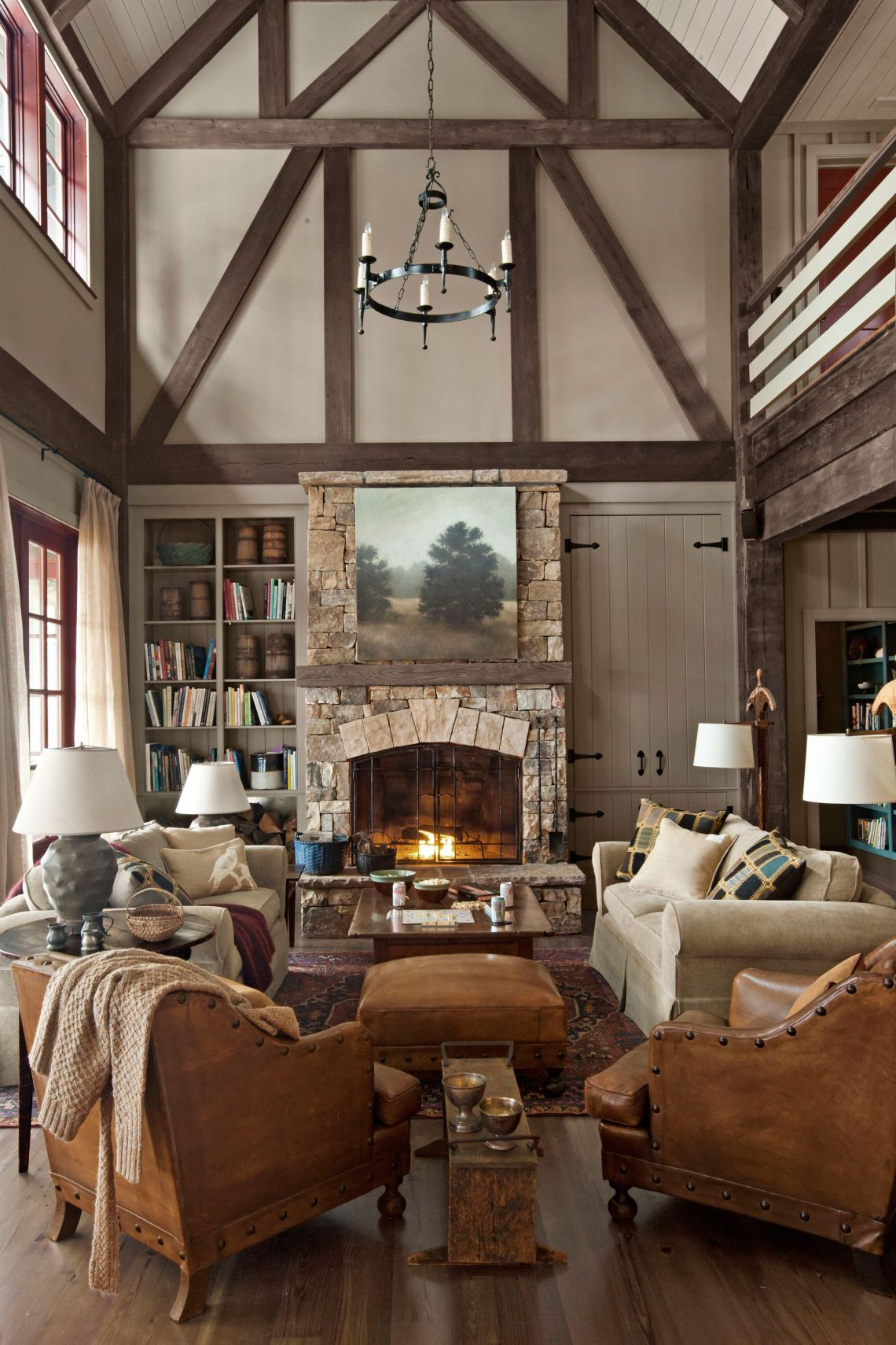 41 Cozy Living Rooms Cozy Living Room Furniture And Decor Ideas