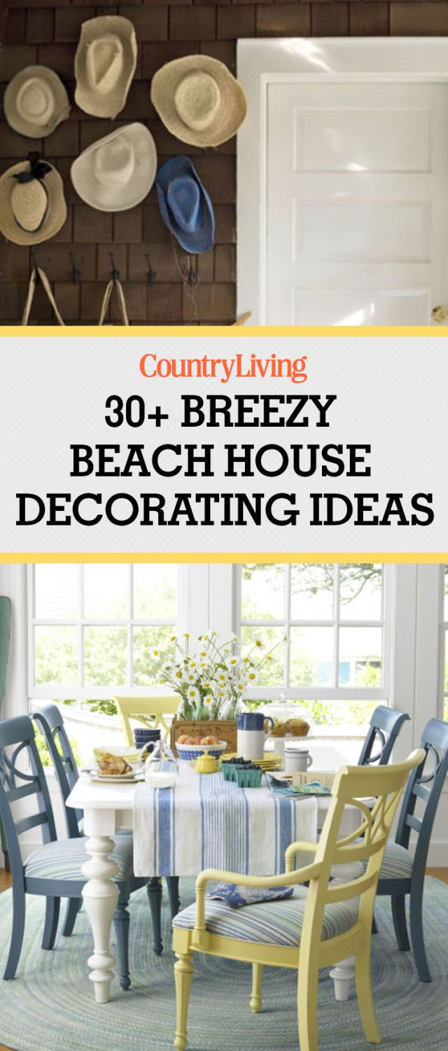 42 Beach House Decorating Ideas   Beach Home Decor Ideas beach house decorating   beach house decor ideas