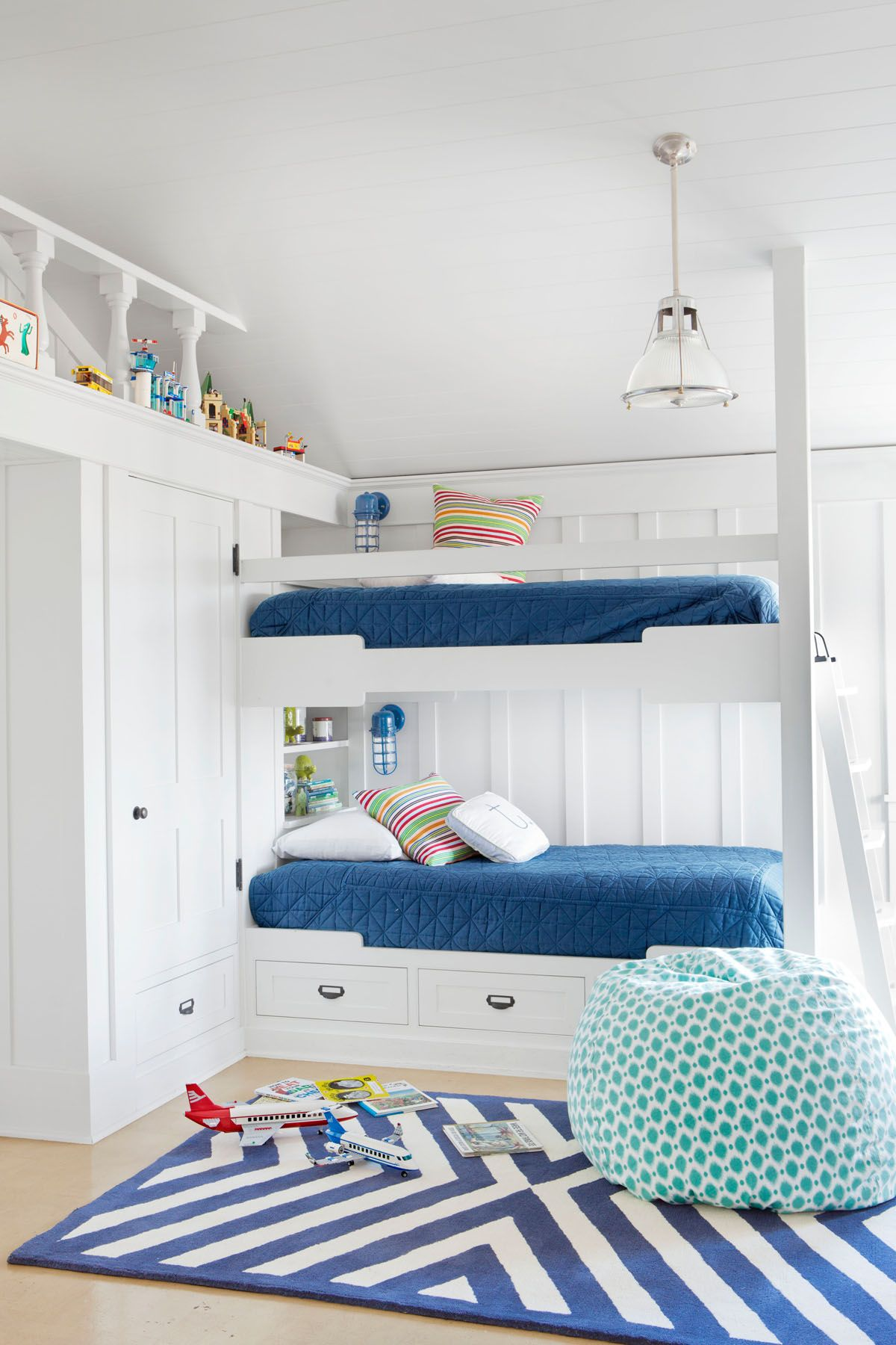 14 Best Boys Bedroom Ideas - Room Decor and Themes for a ... on Small Bedroom Ideas For Boys  id=54151