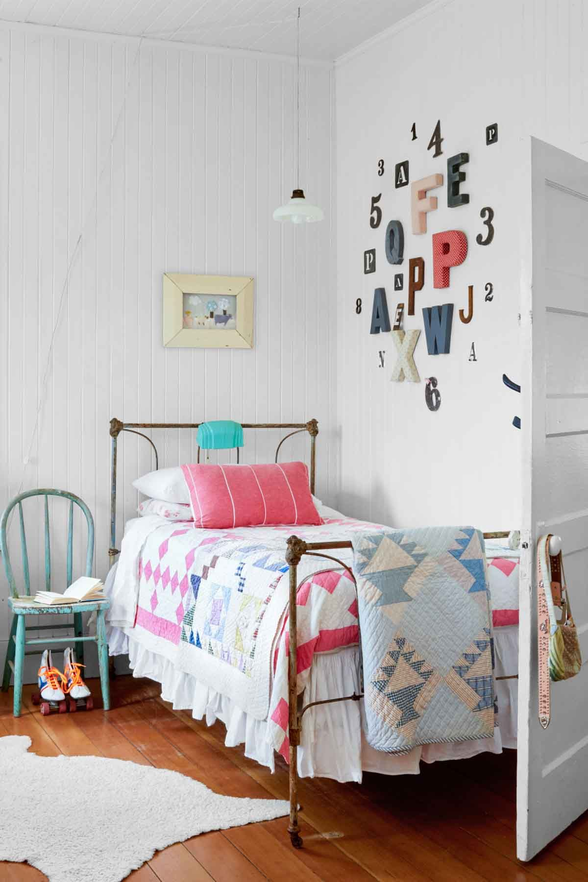 12 Fun Girl's Bedroom Decor Ideas - Cute Room Decorating ... on Girls Room Decoration  id=95046