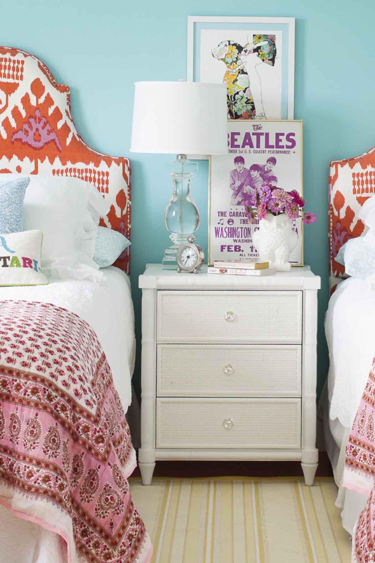 12 Fun Girl's Bedroom Decor Ideas - Cute Room Decorating ... on Girls Room Decoration  id=91635