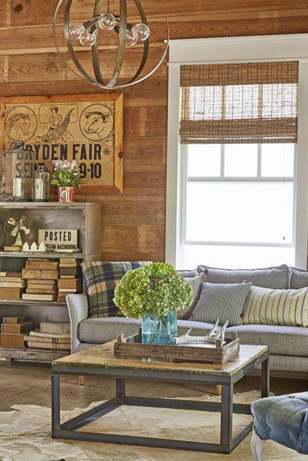 12 best rustic wood coffee tables
