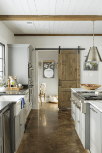30  Best Farmhouse Style Ideas   Rustic Home Decor image  Lincoln Barbour  Classic Kitchen