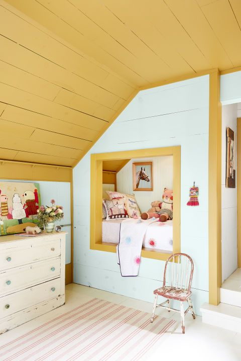 50+ Kids Room Decor Ideas - Bedroom Design and Decorating ... on Room Decor For Teenagers  id=49603