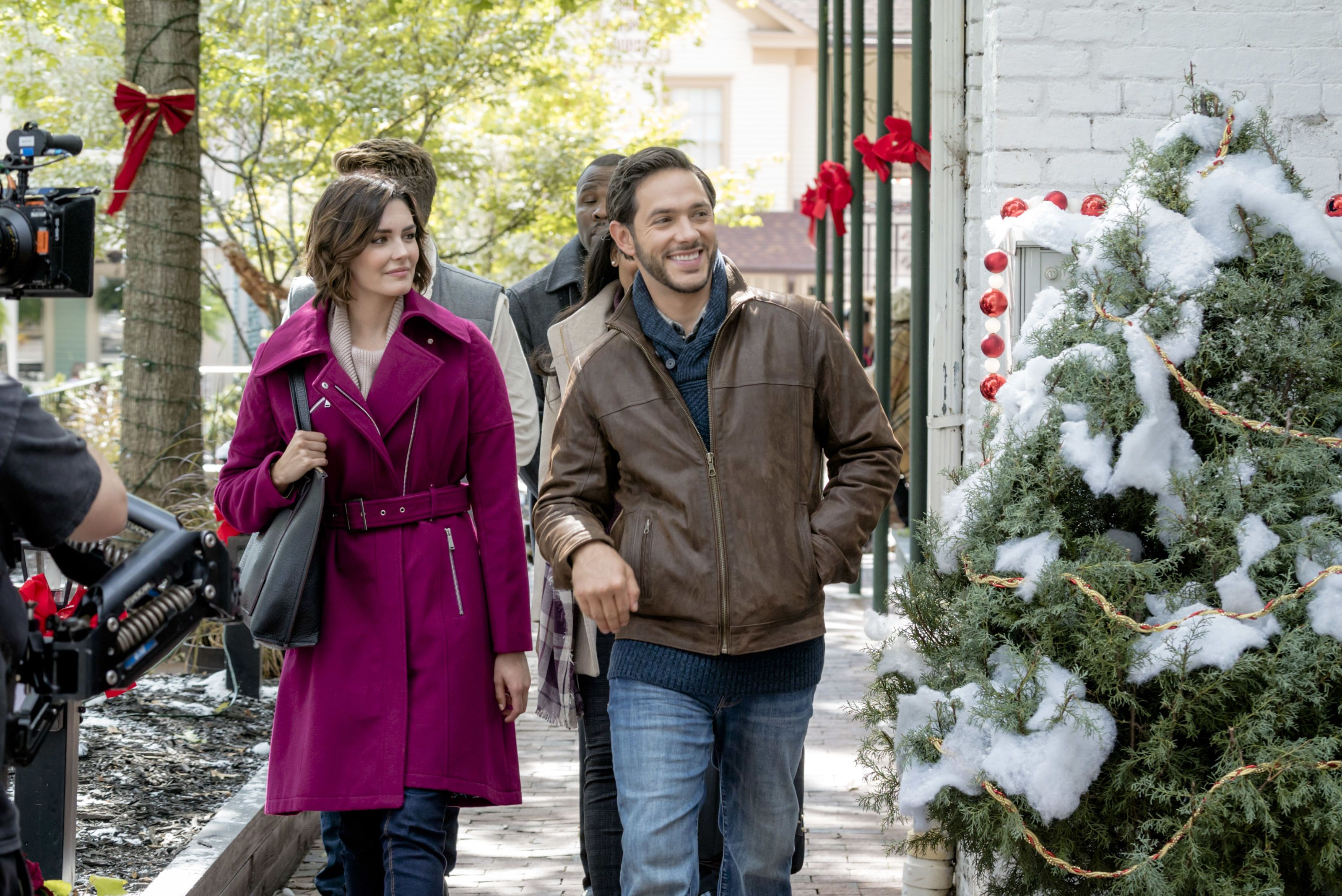 6 Hallmark Christmas Movies Filmed In Small Towns