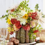 56 Fall Table Centerpieces Autumn Centerpiece Ideas
