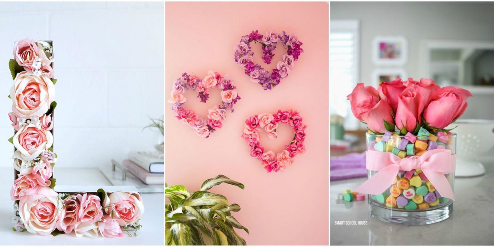 18 Sweet And Simple DIY Valentines Day Decorations