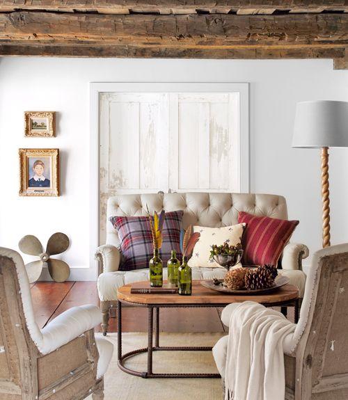 30 Small Space Decorating Ideas - Small House Ideas on Small:szwbf50Ltbw= Living Room Decor Ideas  id=44843