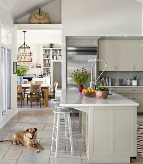 Kitchen Counters - Design Ideas for Kitchen Countertops on Modern:egvna1Wjfco= Kitchen Counter Decor  id=95377