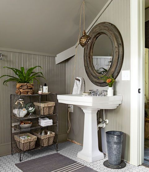 90 best bathroom decorating ideas - decor & design inspirations for