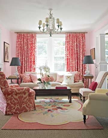 Pink Home Decor Pink Decorating Ideas