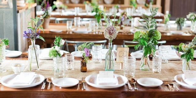 20 Stunning Rustic Wedding Ideas