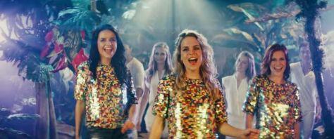 Klaasje, Hanne & Marthe in K3: Love Cruise