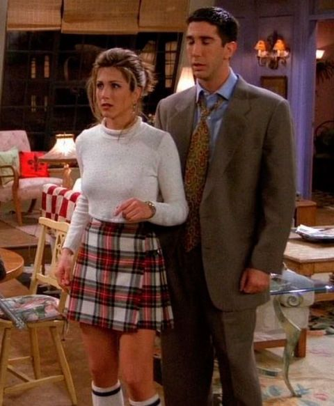 90s fashion trends we all wore and loved Clothes from the  90s  tartan skirts