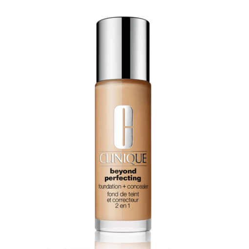 Best foundation for all skin types 2018   Our 9 favourite formulas Best foundation   Clinique Beyond Perfecting Foundation