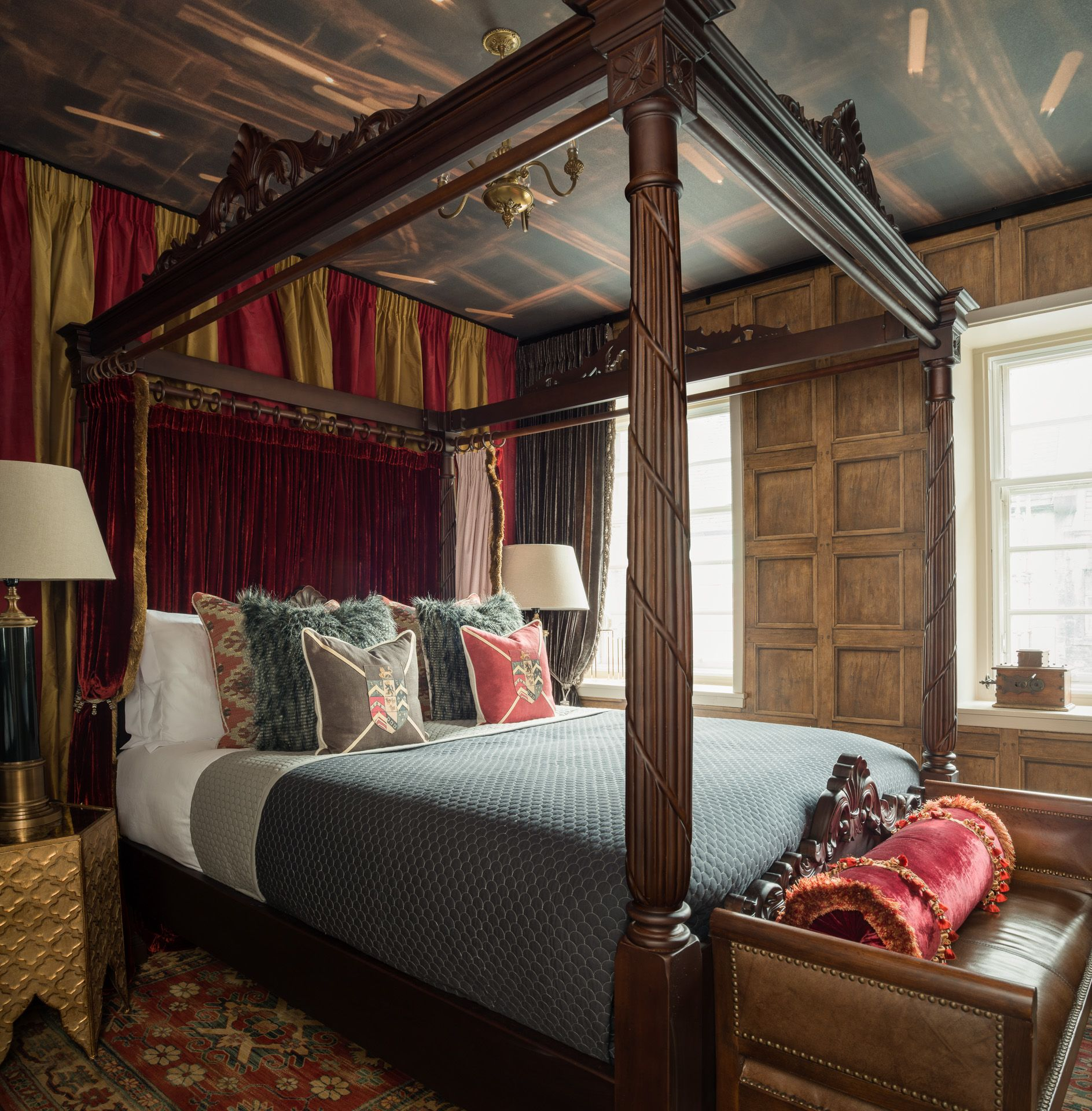 You Can Now Stay In This Luxury Harry Potter Themed Apartment In Edinburgh