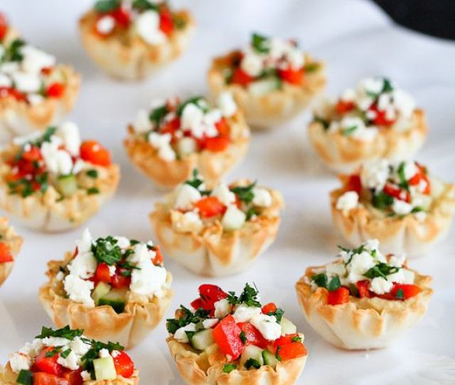 Best Bridal Shower Appetizers Best Bridal Shower Party Food Delish Com