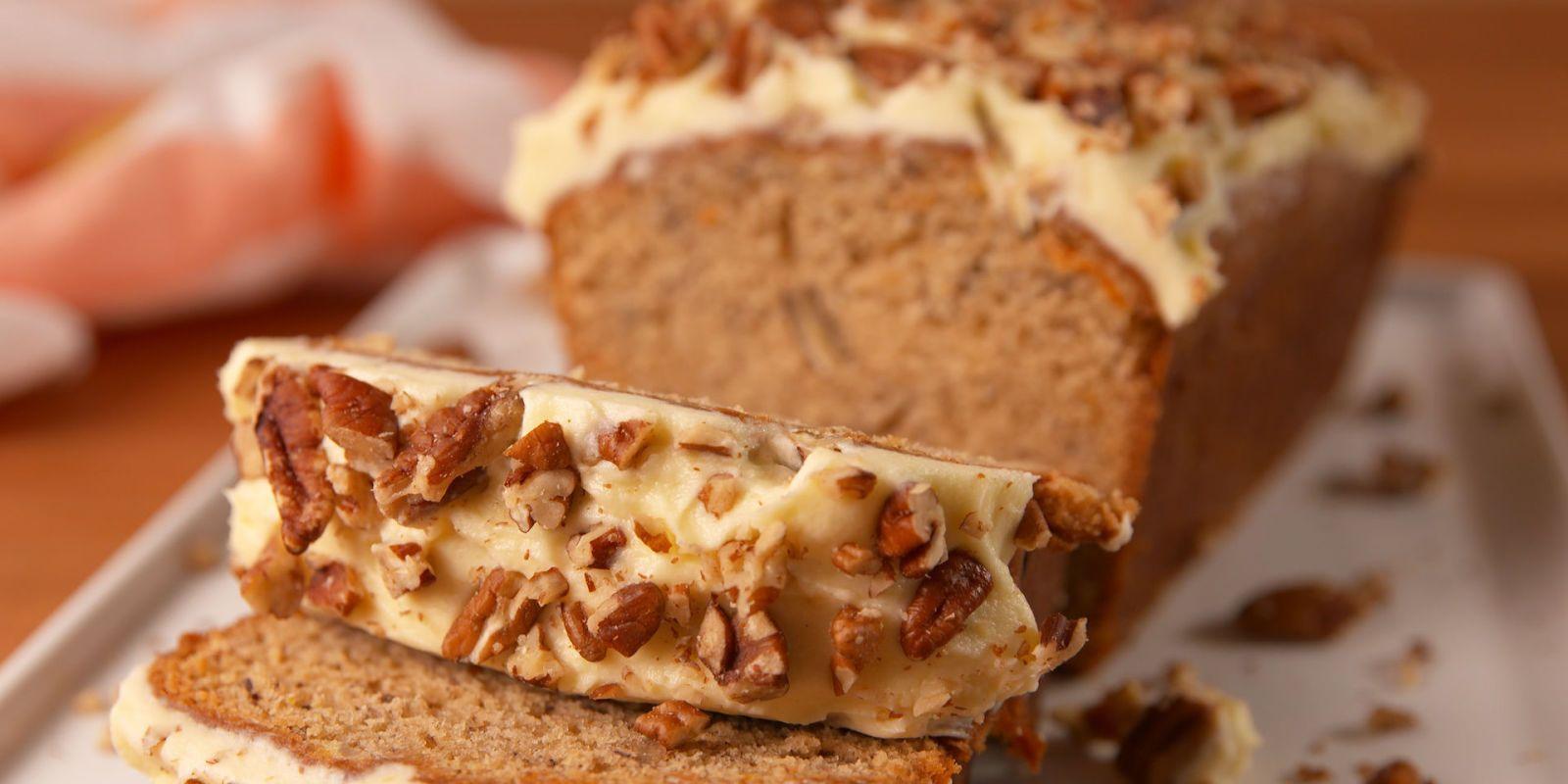 Best Carrot Cake Banana Bread Recipe How To Make Carrot