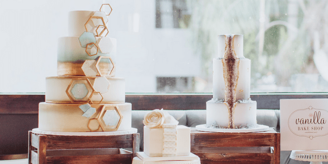The Most Popular Wedding Cake Bakeries in America   Delish com image