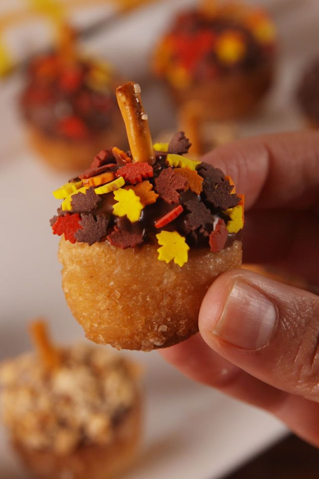 14 Edible Thanksgiving Crafts Amp Table Decorations Delishcom
