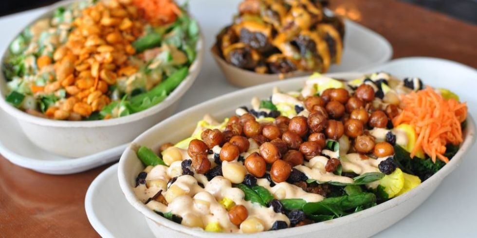 Healthy Out Eat Options