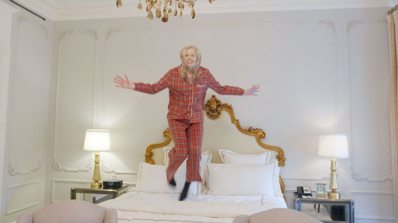 GTFO - Home Alone - Candace Jumping On Bed