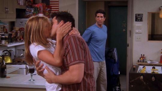 Resultado de imagem para Joey & Rachel