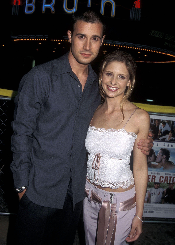 Sarah Michelle Gellar Celebrates 15 Years Of Marriage With Freddie Prinze Jr