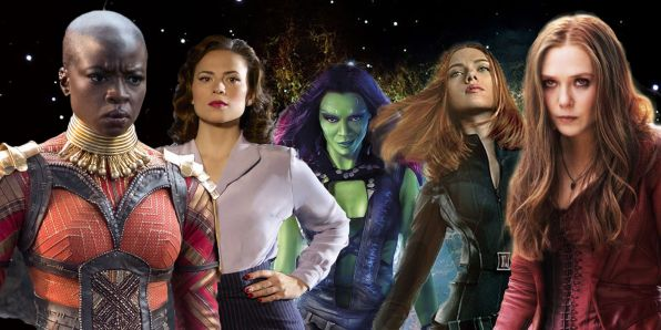 Image result for marvel women superheroes
