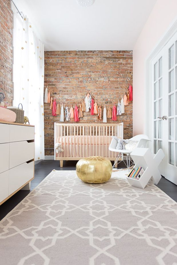 7 baby rooms nursery decorating ideas for baby on Elle Decor Nursery id=13492