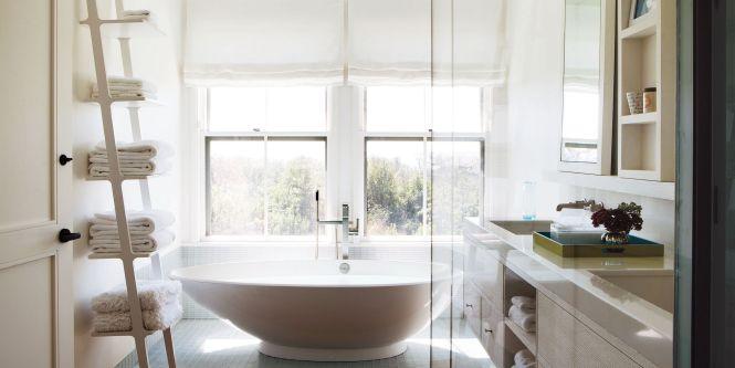 25 White Bathroom Design Ideas Decorating Tips For All Bathrooms