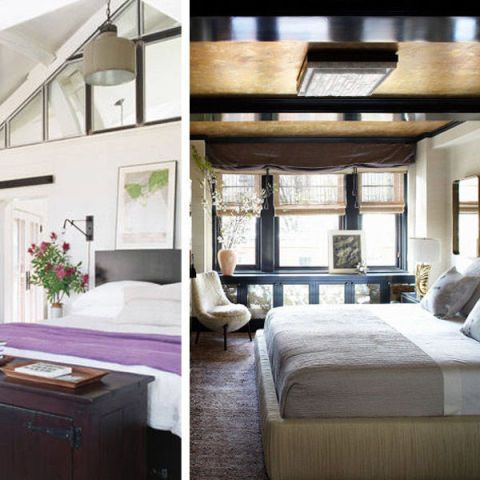 best bedrooms in celebrity homes - celebrity master bedroom design