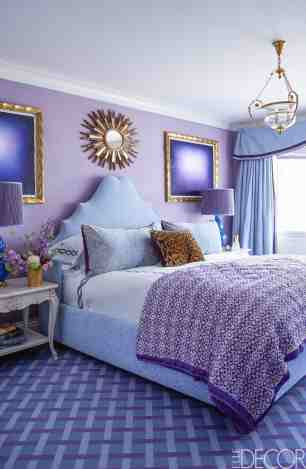 25 Purple Room Decorating Ideas How To Use Purple Walls Decor