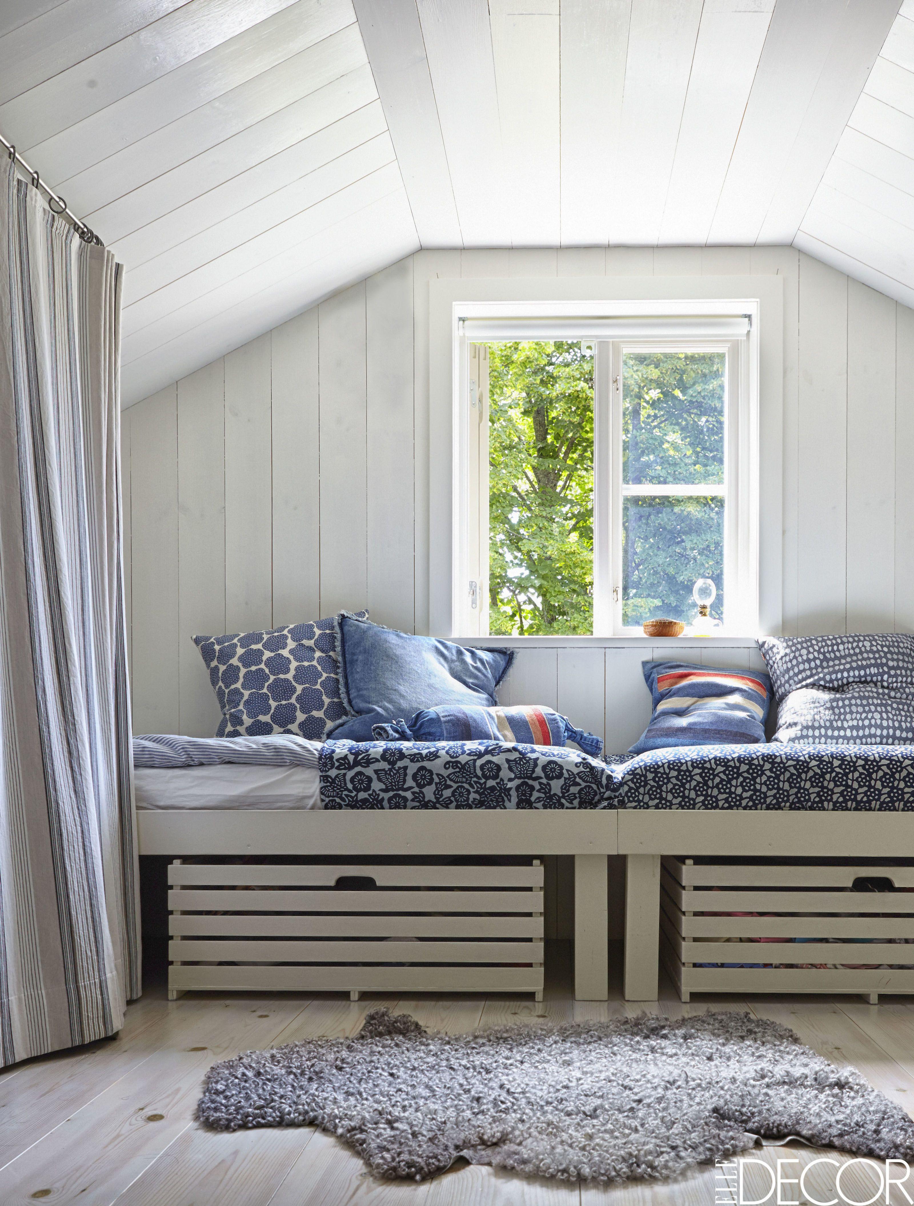 Tour A Minimalist Cottage With Scandinavian Design