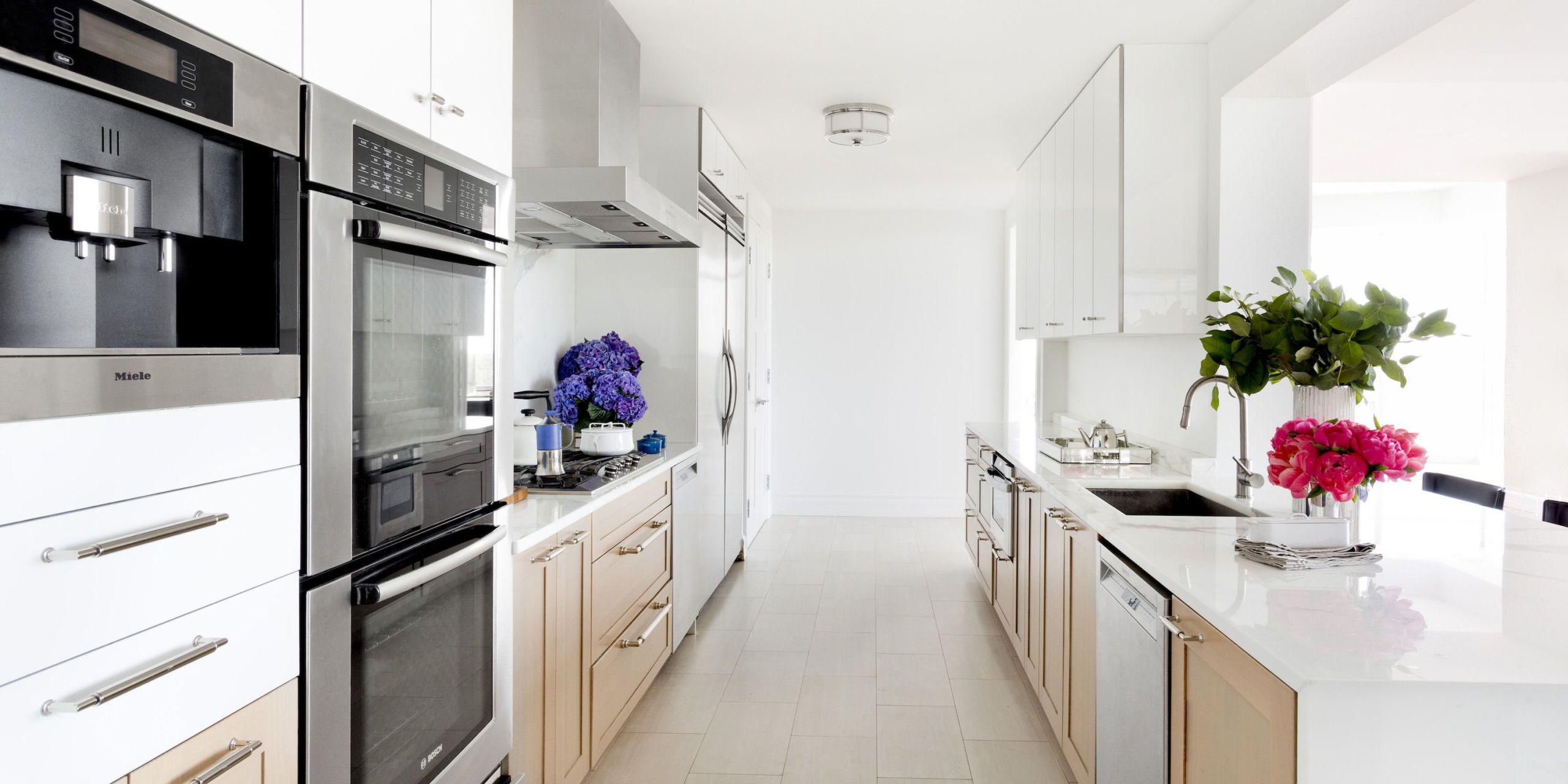 60+ Best Marble Countertops - Modern Kitchen Design on Countertop Decor  id=39025