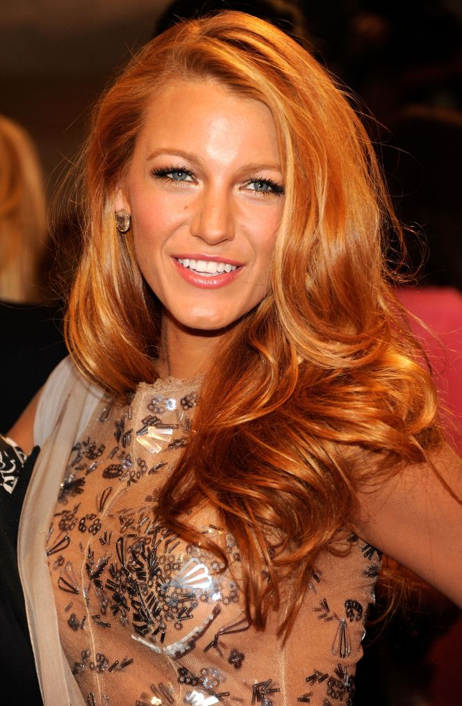 Blake Lively Haircut What To Ask For The Best Haircut Of 2018
