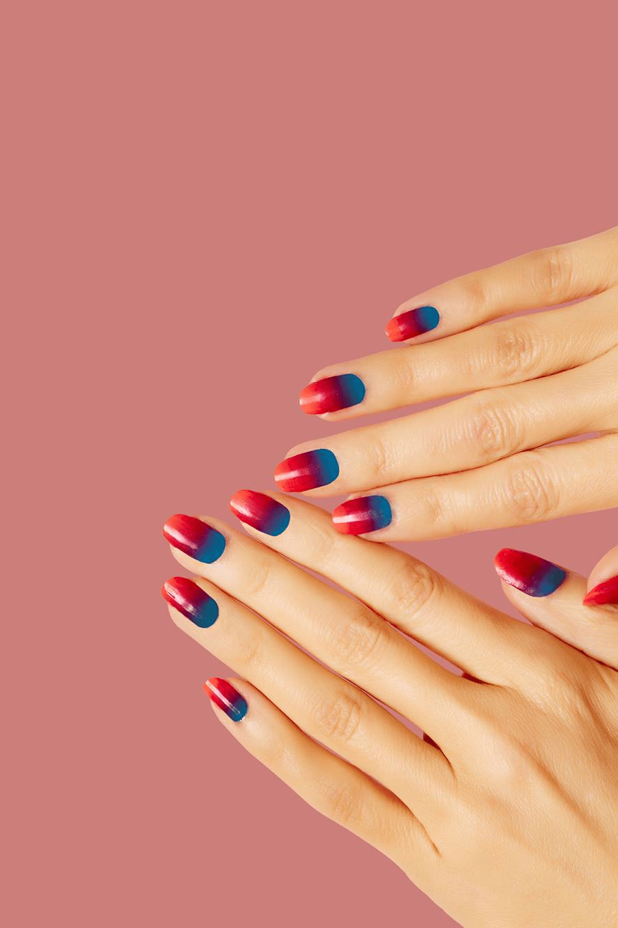 """<p>""""Spring 2017 NYFW was filled with color,"""" said Poole.""""The vivid colors and signature shoulder pads of the 80's sprinkled the runways in New York and London.""""Poole and the Sally Hansen Team gave both Monse and 3.1 Philip Lim gradient nails for the SS17 runway shows, extending the life of last year's <a href=""""http://www.elle.com/beauty/makeup-skin-care/g28435/ombre-nail-art/"""" target=""""_blank"""" data-tracking-id=""""recirc-text-link"""">ombré nail</a><span class=""""redactor-invisible-space"""" data-verified=""""redactor"""" data-redactor-tag=""""span"""" data-redactor-class=""""redactor-invisible-space""""></span>. But to update the trend, Poole suggests applying '80s metallic trend witha surprising color combination:teal, magenta and hot pink.</p>"""