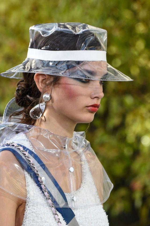Chanel at Paris Fashion Week SS18 | ELLE UK