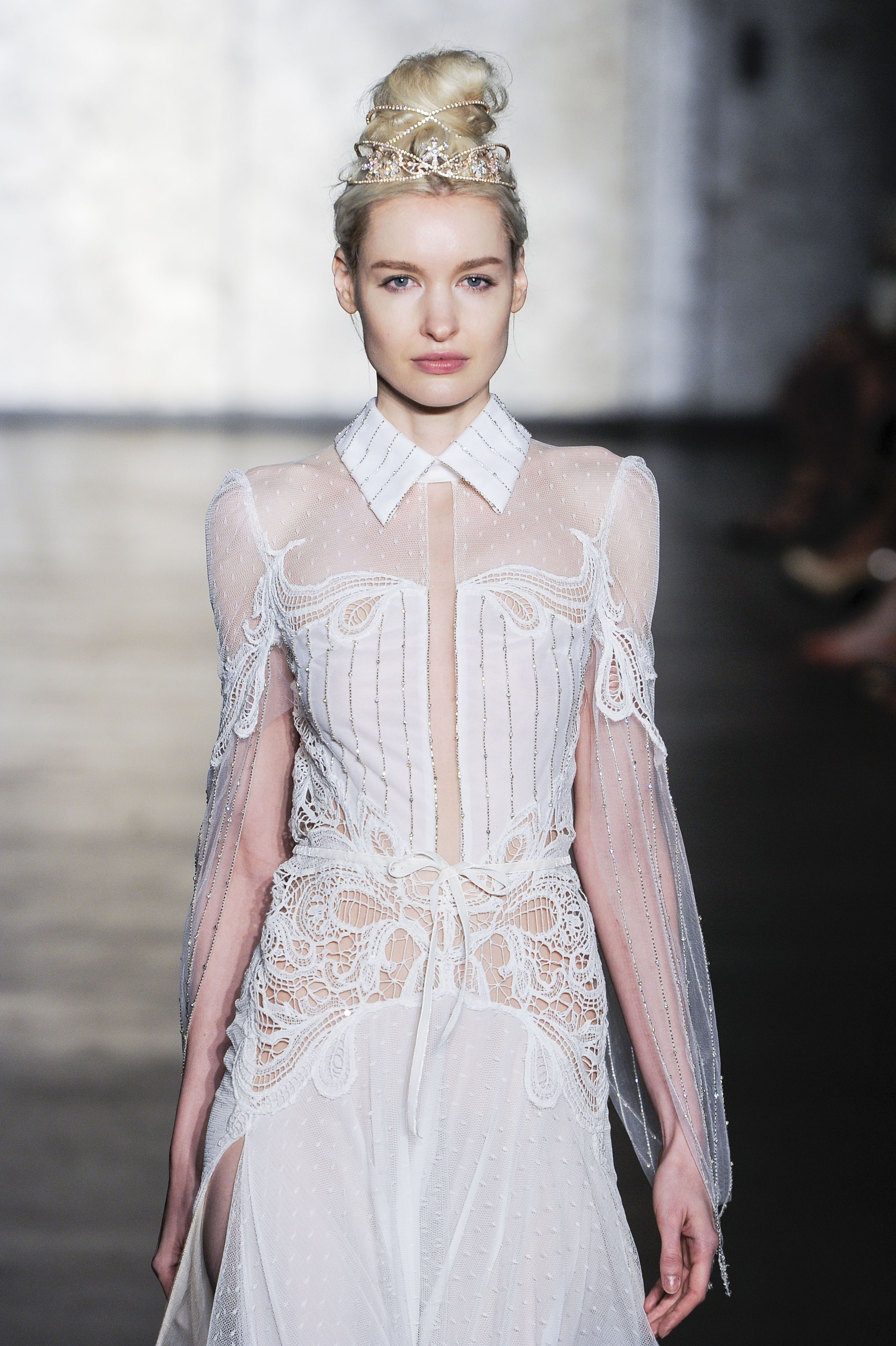wedding dress trends - bridal fashion week 2018 new york