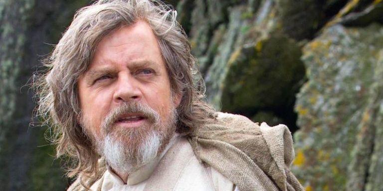 Mark Hamill Star Wars The Last Jedi