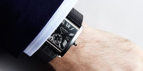 The No Quit Cool of the Cartier Tank   Best Watches for Men cartier tank