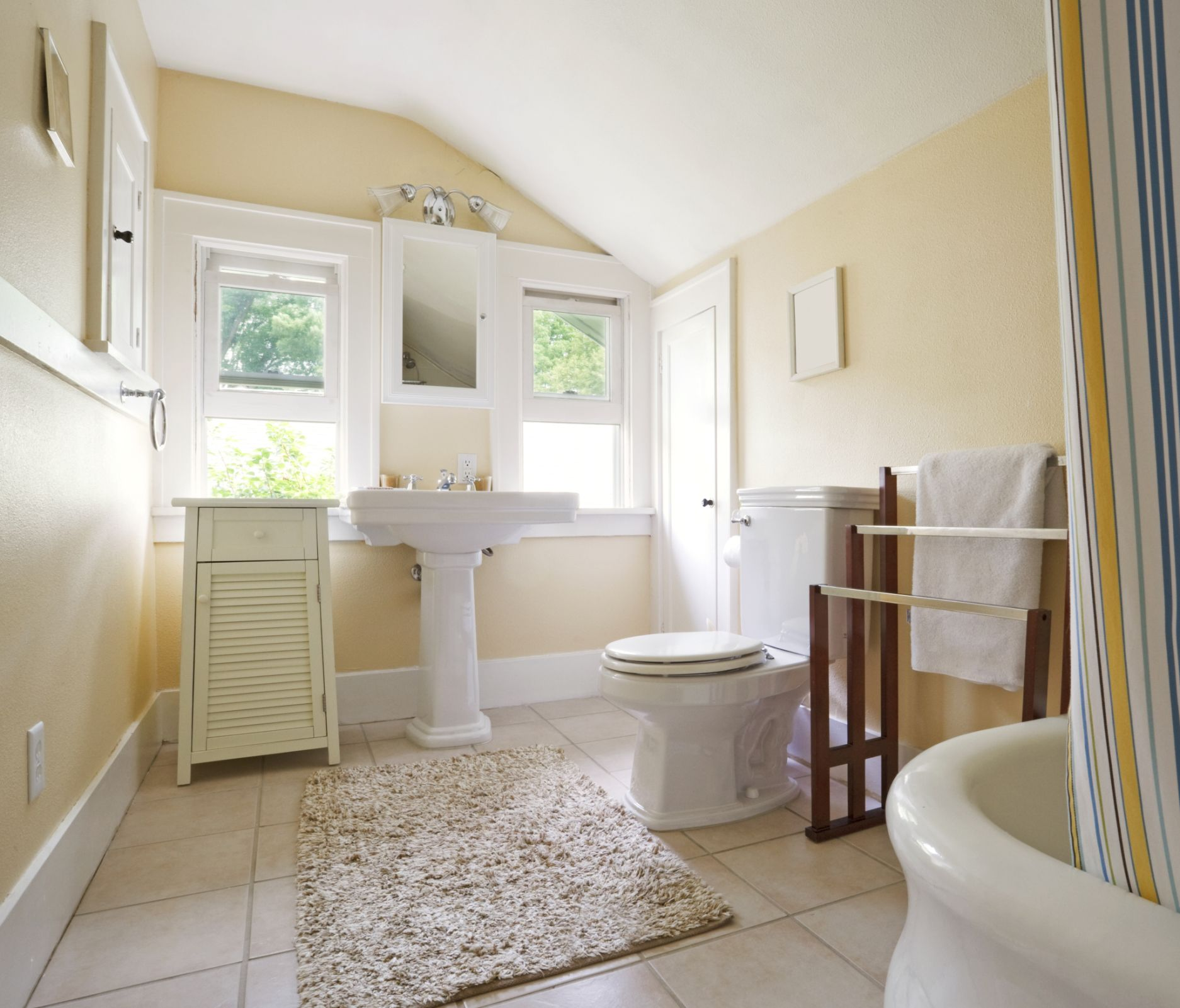 keep bathroom clean longer bathroom